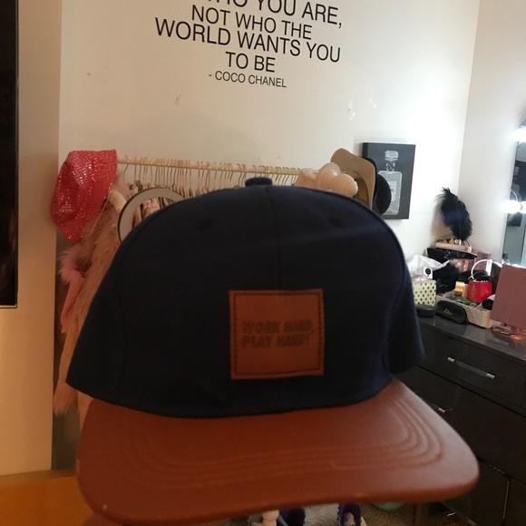 Other - Nike Jean jacket hat